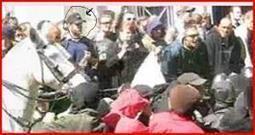 Brighton riot suspect number one – throwing bottles at children   Race & Crime UK   Scoop.it