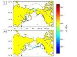 Plumes across the Pacific deliver thousands of microbial species to North American West Coast   Nature enviroment and life.   Scoop.it
