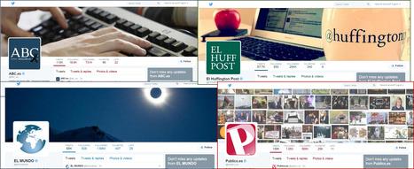 Crear comunidad. La gran asignatura pendiente para los diarios en Twitter / Susana Herrera Damas y José Luis Requejo Alemán | Comunicación en la era digital | Scoop.it