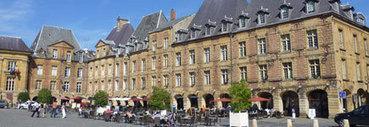 Charleville-Mézières, en souvenir de Rimbaud : Idées week end Champagne-Ardenne - Routard.com | Arthur Rimbaud et Charleville Mézieres | Scoop.it