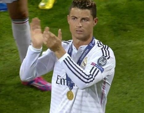 Cristiano Ronaldo, el favorito de la UEFA para alzarse como mejor ... - Bolsamania.com | Fútbolero | Scoop.it