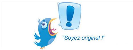 L'étude de marché avec le célèbre réseau Twitter | Le Social Media par ChanPerco | Scoop.it