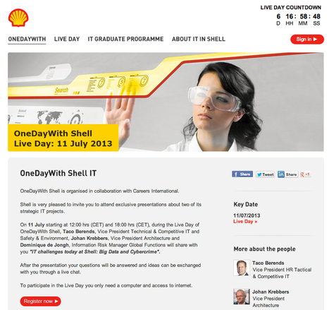 Social Recruiting – clever gemacht: So findet Shell IT-Spezialisten | Next Recruiting | Expatriados | Scoop.it