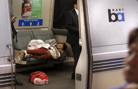 How BART police will keep riders from hogging 2 seats | Police Problems and Policy | Scoop.it