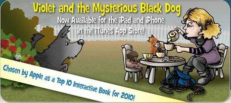 Children's Books for a New Generation - iPhone, iPod Touch & iPad - My Black Dog Books | Born Digital (Cool Stuff for Teachers) | Scoop.it