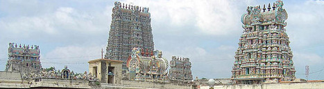 Quick Facts about Meenakshi Temple in Madurai | window to the word | Scoop.it