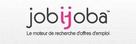 Le moteur de recherche d'emploi JobiJoba vous facilite la tâche   Univers de la veille   Scoop.it