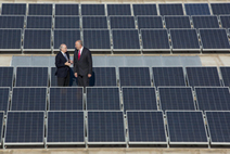 Seat inaugure la plus grande plate-forme photovoltaïque de l'industrie automobile - La Tribune Auto | Autoconsommation Photovoltaïque | Scoop.it