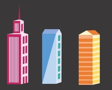 PowerPoint: Flat-Style Building Illustrations - E-Learning Heroes | PPT Best Practices & Tips | Scoop.it