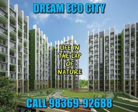 Dream Eco City Project Brochure | Real Estate | Scoop.it