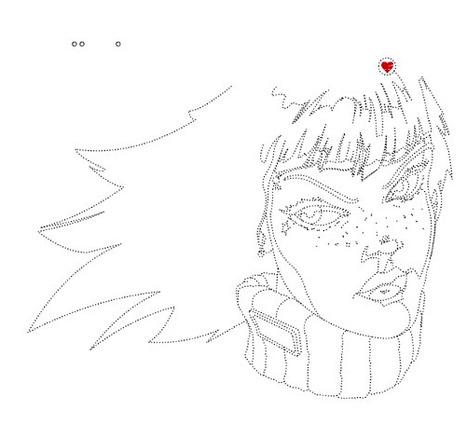 DISTRO.Y :: DISTRO.Y :: Girl's Face | ASCII Art | Scoop.it