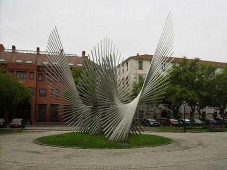 Sculpture for Europe by Andreu Alfaro | Art Installations, Sculpture, Contemporary Art | Scoop.it