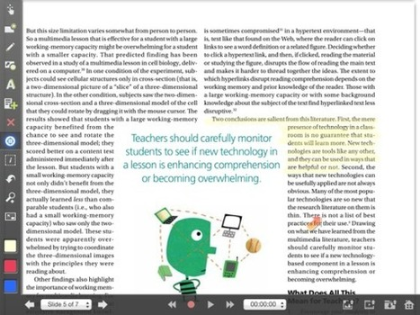 Using iPad Screencasting for Feedback and Assessment - iPads in Education | iPads in university lecturing | Scoop.it