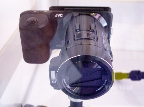 JVC GC-PX1 camera concept | Photography Gear News | Scoop.it
