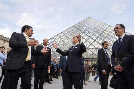 L'État veut vendre les licences de ses grands musées à l'étranger | Clic France | Scoop.it