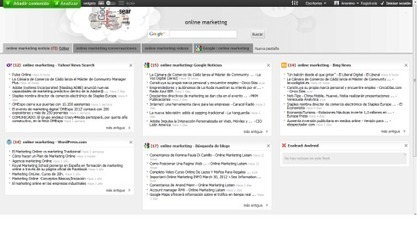 Cómo usar Netvibes: escritorio virtualpersonalizado | Pedalogica: educación y TIC | Scoop.it