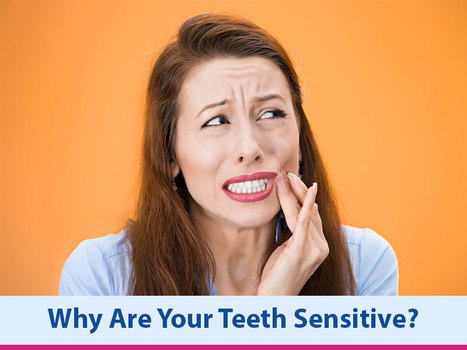 Causes and Treatments of Sensitive Teeth | Dental health conditions, Treatments & remedies. | Scoop.it