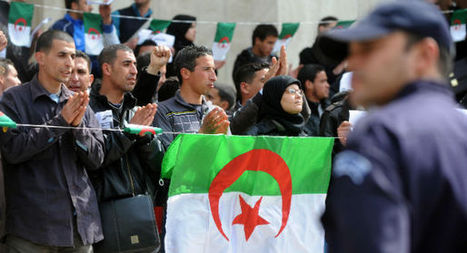 What Lies Ahead for Algeria?   Middle East and North Africa: the challenges of transformation   Scoop.it