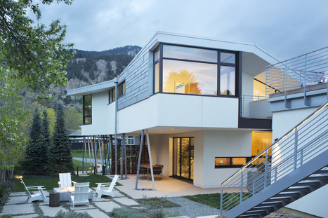 A Modern House in Boulder, Built From Scratch | Home and Garden | Scoop.it