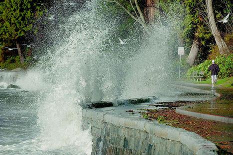 Metro cities bracing for rising tides | Environmental Science | Scoop.it