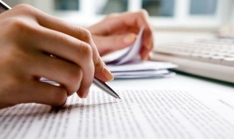 ¿Cómo elaborar un artículo científico? | Investigación en educación matemática | Scoop.it