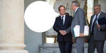 Polique fiction : Vacances du gouvernement: imaginez ce que François Hollande dit à Jean-Marc Ayrault | Politique 2.0 - Municipales 2.0 | Scoop.it