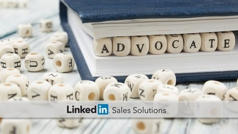 Social Selling Tips of the Week: Leading by Example | Social Selling:  with a focus on building business relationships online | Scoop.it