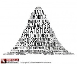 Making Sense of Our Big Data World: Statistics for the 99% | Implications of Big Data | Scoop.it