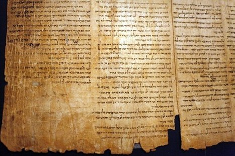 Dead Sea Scrolls may have been written by mysterious sect | Modern Atheism | Scoop.it