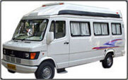 Tempo Traveller 9 Seater | Golden Triangle Tour Package | Scoop.it