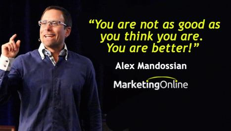 Hanging with Master of Teleseminars Alex Mandossian Live | How to Increase Brand Exposure By Leveraging Content in Multiple Locations | Scoop.it