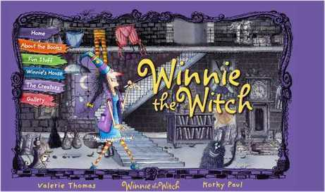 Quia - Winnie the Witch. | Great Teacher Tool Sites | Scoop.it