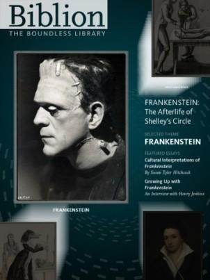NYPL Launches Frankenstein Biblion App | LibraryLinks LiensBiblio | Scoop.it