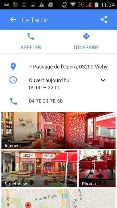 L'importance de Google My Business dans la recherche locale sur mobile | Hébergement touristique en France | Scoop.it