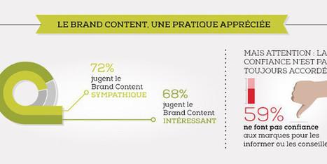 Brand Content: une stratégie d'influence transmédia   Inspirations   Scoop.it
