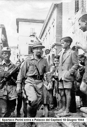 The WWII Stories in Le Marche | I.S.9 Agent Spartaco Perini, father of one of the first partisan groups in Italy | Le Marche another Italy | Scoop.it