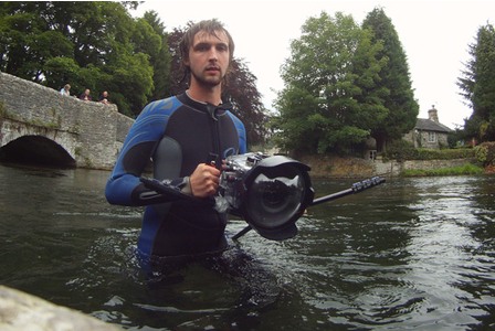 Young Notts photographer takes underwater pictures for new BBC series - This is Nottingham   ScubaObsessed   Scoop.it