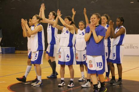 Basket-ball : Un départ en fanfare pour l'Entente Le Chesnay ...   Le Basket en Yvelines   Scoop.it