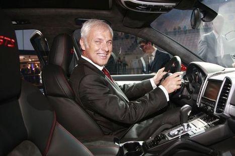 Volkswagen s'enfonce de nouveau dans la crise sur le diesel | E-réputation et identité numérique | Scoop.it