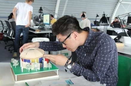 Architecture - Rogers Stirk Harbour + Partners | Year 11 Work Experience | Scoop.it