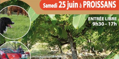 La filière noix valorisée pendant Élevage & Territoire | Agriculture en Dordogne | Scoop.it
