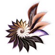 Ultra Fractal Art Prints & Designs Gallery by Tina Oloyede ~ AARTIKA! | Fractals | Scoop.it