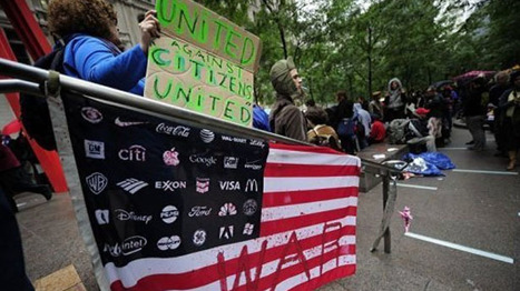 'Occupy Wall Street' protesters prepare for union-backed demonstration | The Raw Story | Labor and Employee Relations | Scoop.it