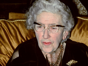 MI5 suspected Agatha Christie of blowing Enigma code secrets — RT | Global politics | Scoop.it