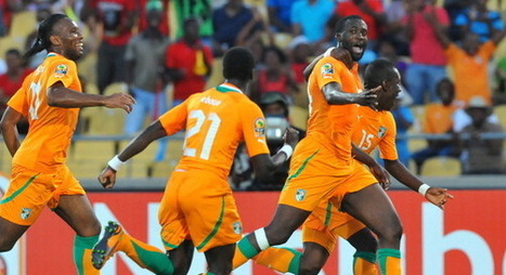 Ivory Coast Have the Talent to Surprise in Brazil | Life as Man City and Ivory Coast | Scoop.it