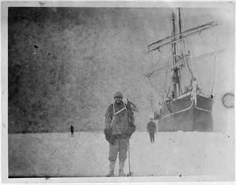 100-Year-Old Negatives Discovered In Block Of Ice In Antarctica | DiverSync | Scoop.it