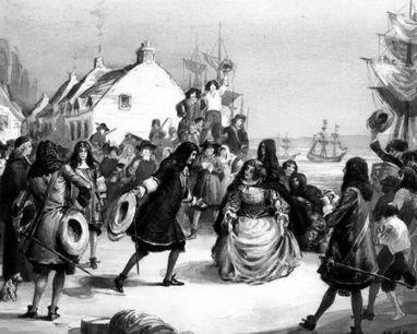 Les filles du Roy ou Le speed dating autrefois il y a 350 ans | Nos Racines | Scoop.it