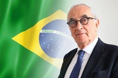 Ce soir, Martin Malvy, accompagné d'entreprises locales, s'envole pour le Brésil avec François Hollande | Toulouse La Ville Rose | Scoop.it