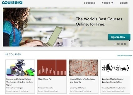 Has Coursera Already Won the MOOC Game? | Opening up education | Scoop.it