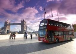 Des bus écologiques et économiques pour Londres | Le groupe EDF | Scoop.it